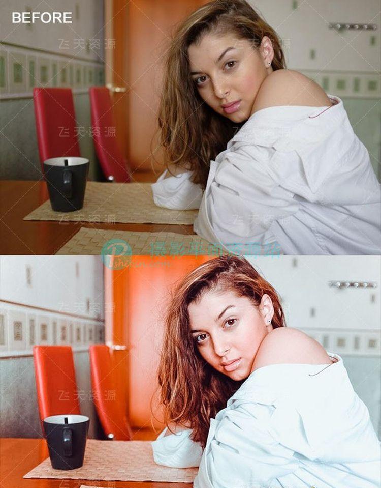 25个专业肖像Lightroom预设 Professional Portrait LR Presets