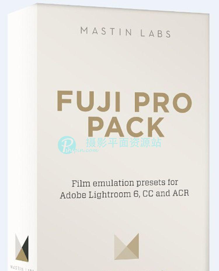 马斯丁实验室富士胶卷(LR预设)Mastin Labs Fuji Pro