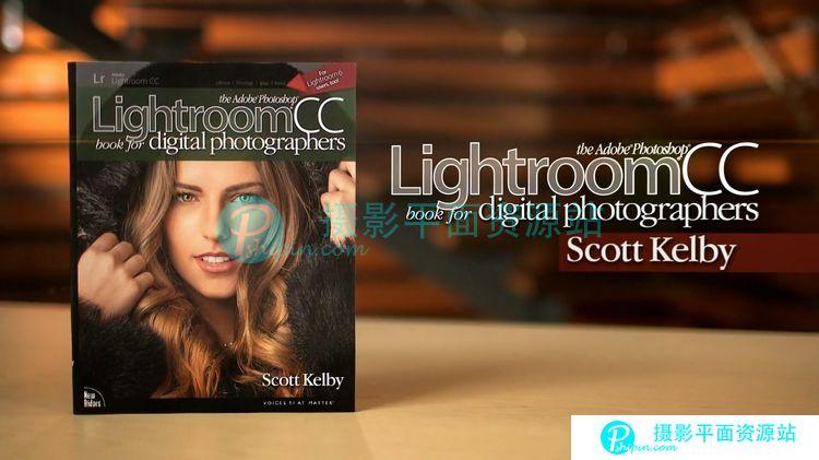 Scott Kelby Lightroom高级使用技巧视频教程