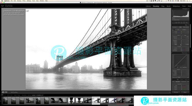 Photoserge – lightroom 照片色调调节教程