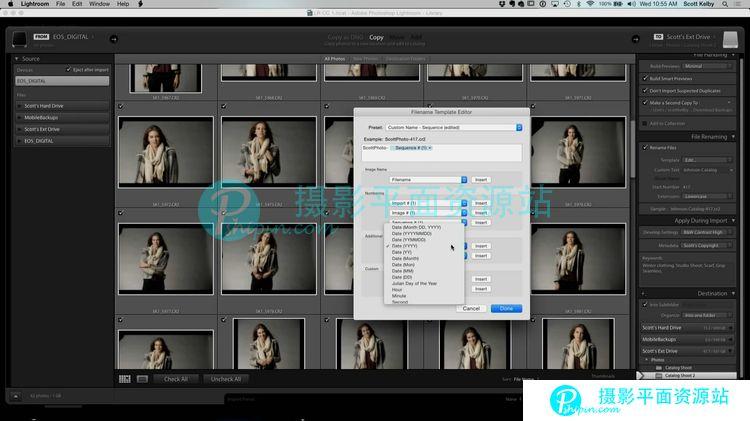 Lightroom CC使用技术深度解析视频教程