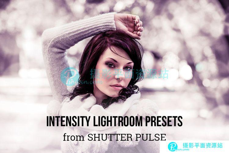 欧美风摄影后期图片增强Lightroom预设