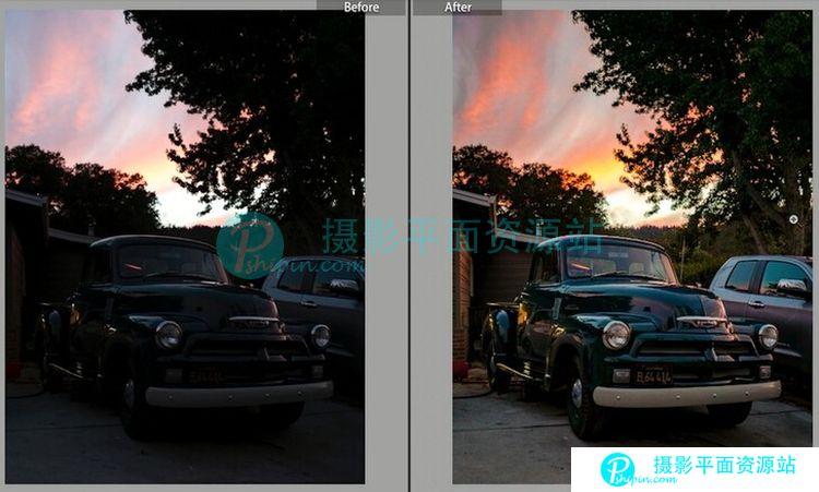 Lightroom图像编辑核心技巧视频教程