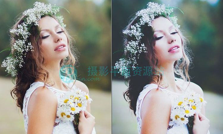 婚纱新娘婚礼跟拍Lightroom预设 Brides Lightroom Presets
