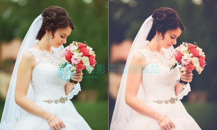 魅力新娘婚礼跟拍Lightroom预设