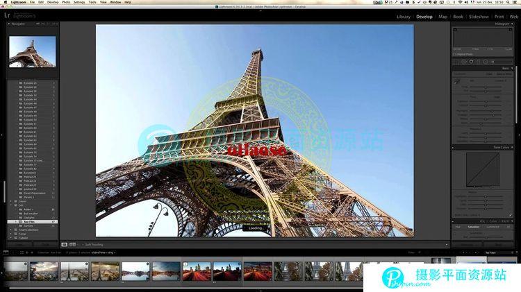 摄影大师 Serge Ramelli 城市景观摄影及后期教程20套合集(21GB)