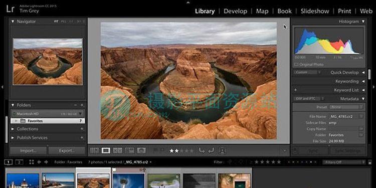 学习照片管理元数据——琳达视频教程