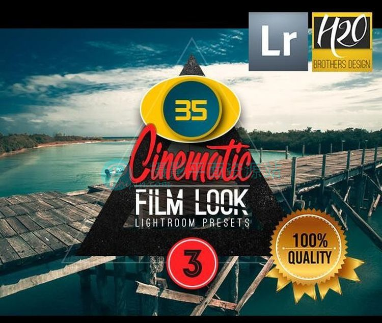 高品质电影胶片lightroom预设第三季