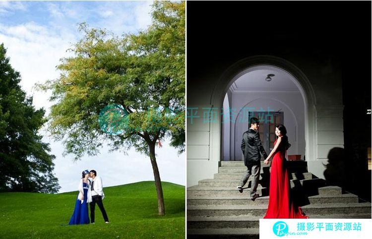 143枚加拿大华人婚礼摄影师维维安vivianchung的143个Lightroom预设