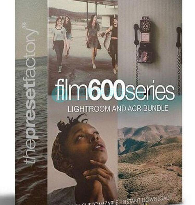 国外摄影师电影胶片600系列Lightroom预设+ACR预设